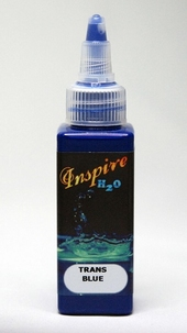 Inspire H²O Transparent Blue