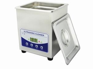 JP-010T Digital Heatable Ultrasonic Cleaner (RVS)