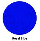 Flock Folie Royal Blue