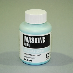 Masking Fluid 85 ml.