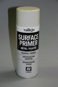 Surface Primer Grey Spray 400 ml.