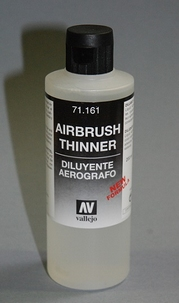 Airbrush Thinner 200 ml.