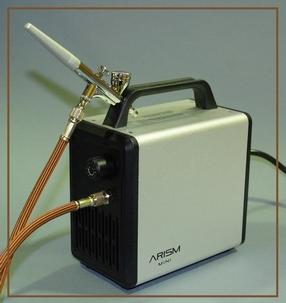Sparmax Arism Mini Airbrush Set
