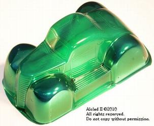 Alclad Transparent Green