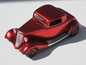 Alclad Candy Red Enamel