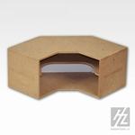 Corner Shelves Module