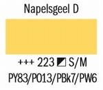 Amsterdam Acryl Marker Napelsgeel Donker 223