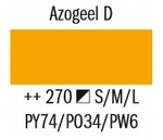 Amsterdam Acryl Marker Azogeel Donker270