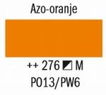 Amsterdam Acryl Marker Azogeel Oranje 276