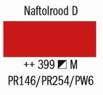Amsterdam Acryl Marker Naphtolrood 399