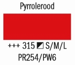 Amsterdam Acryl Marker Pyrolerood 315