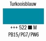 Amsterdam Acryl Marker Turkooisblauw 522