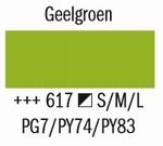Amsterdam Acryl Marker Geelgroen 617