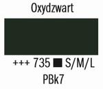 Amsterdam Acryl Marker Oxydezwart 735