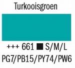 Amsterdam Acryl Marker Turkooisgroen 661