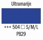 Amsterdam Acryl Marker Ultramarijn 504