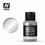 Vallejo Metal Color White Aluminium
