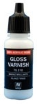 Vallejo Acrylic Gloss Varnish 17ml.