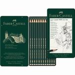 Faber Castell 9000 Grafietpotloden Set 12 st.