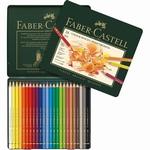 Faber Castell Polychromos Kleurpotlodenset 24st.