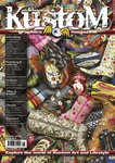 Pinstriping & Kustom Graphics Magazine Nr. 58