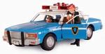 Soda Chevrolet Caprice Police
