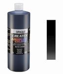 Createx Classic Dekkend Zwart