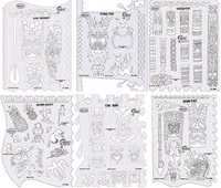 Artool Tiki Master Complete Set