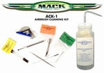 Mack Airbrush Cleaning Kit
