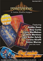 Pinstriping & Kustom Graphics Magazine Nr. 1
