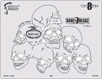 Boneheadz Mike Lavallee EIGHT 8 DEAD Set 4st