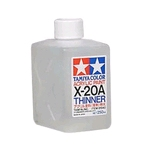 Tamiya X-20A Thinner for Acrylic paints