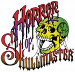 Horror of skullmaster mini series Artool