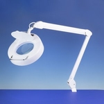 Lightcraft Classic round magniefier lamp