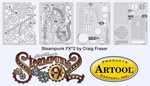 Artool Steampunk FX 2 All Four!!!
