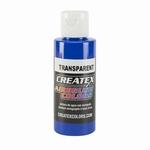 Createx Classic Transparant  Ultramarin Blue