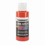 Createx Classic Transparant  Scarlet