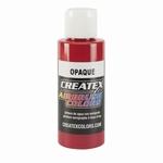 Createx Classic Dekkend Opaque Red