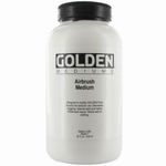 Golden Airbrush Medium 473 ml.