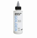 Golden Airbrush Medium 119 ml.