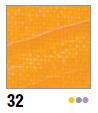 Pébéo Studio Acryl Cadmium Orange Imitation 32