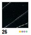 Pébéo Studio Acryl Mars Black 26