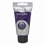 Reeves Acrylic Violet 300