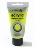Reeves Acrylic Lime Yellow 415