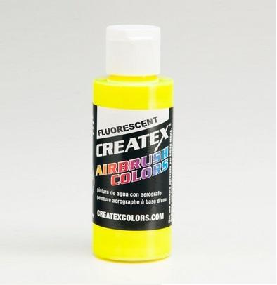 Createx Classic Fluo 60 ml.