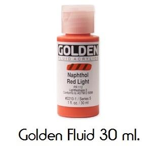 Golden Fluid 118 ml.