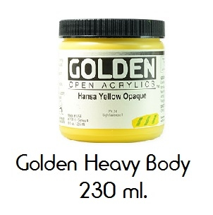 Golden Heavy Body 236 ml.