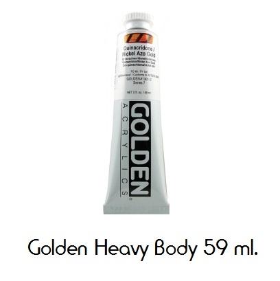 Golden Heavy Body 59 ml.