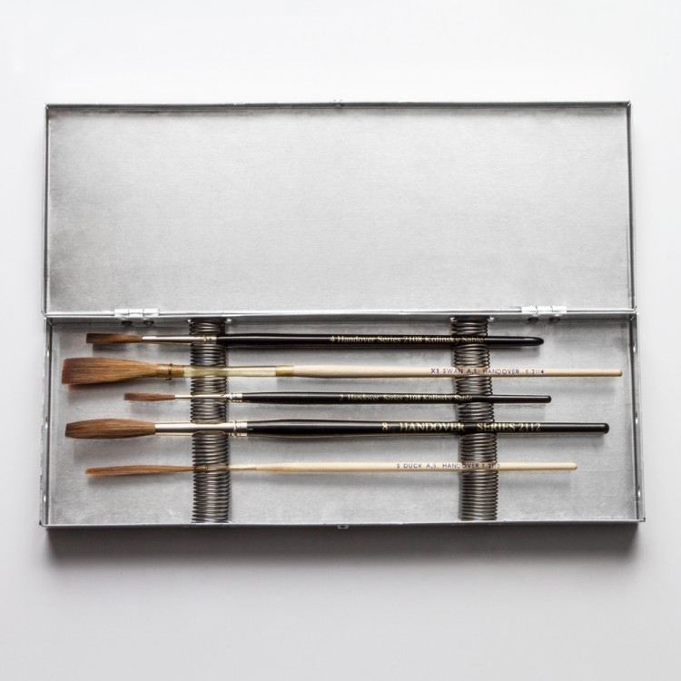 Mack Brush Box