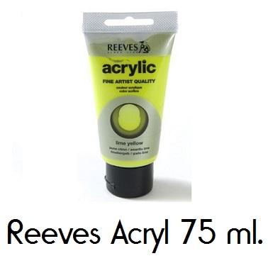 Reeves Acrylic 75 ml.